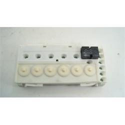 1113367617 ELECTROLUX FDF16021WA N°111 carte touches pour lave vaisselle