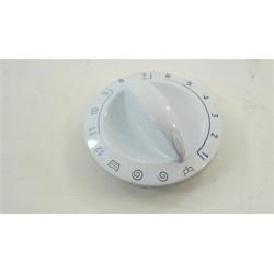 C00112565 ARISTON AVXXF147FR n°61 Bouton programmateur pour lave linge