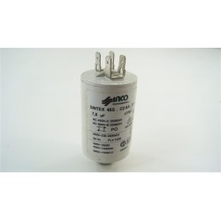 CANDY 7.5MF 92215292 n°25 condensateur lave linge