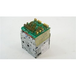 55X3359 BRANDT n°75 Programmateur de lave linge