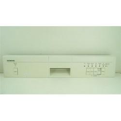00359779 SIEMENS SE25235FF/17 N°85 Bandeau pour lave vaisselle