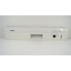 00217432 BOSCH SGS4432FF/01 N°92 Bandeau pour lave vaisselle