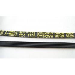 27253 4PJ 1175 courroie DAEWOO pour lave linge