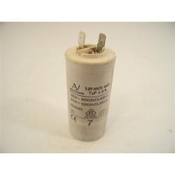 VEDETTE TLA800C n°4 condensateur 7µFsèche linge