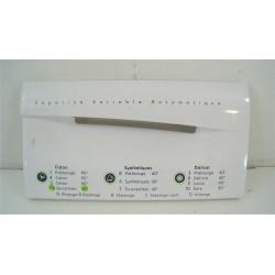 481245215542 WHIRLPOOL FL885 N°3 Façade de Boîte à produit pour lave linge