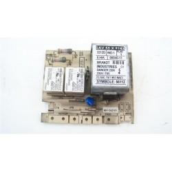 VEDETTE VLT2070 n°40 module de puissance pour lave linge