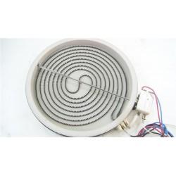 72X0839 DE DIETRICH DCV968B n°107 foyer D230 cm pour cuisinière