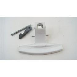 20202081 PROLINE PFL506W-F n°176 Poignée de porte pour lave linge
