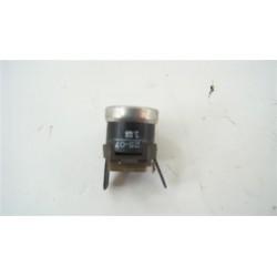1170000723 AIRLUX XFC23H n°40 Klixon de sécurité 80° pour four