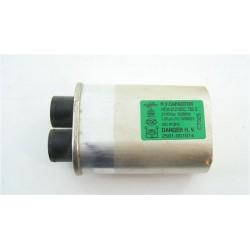SAMSUNG MW108L n°17 Condensateur 1.05µF 2100V pour four à micro-ondes