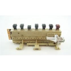 00151864 BOSCH SMS6502FF/05 n°160 Clavier interrupteur pour lave vaisselle