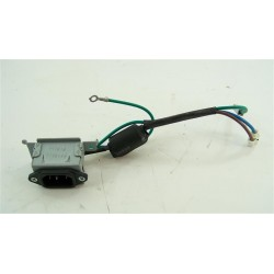SAMSUNG LE37S86BDX/XEC N°107 Prise alimentation pour téléviseur