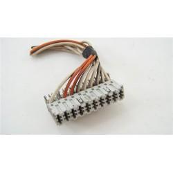 FAURE FWT3101 N°29 Connectique de câblage du moteur pour lave linge