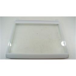 373A21 SAMSUNG RSA1DTPE n°41 Etagère en verre 43.8x39 pour réfrigérateur