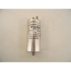 BRANDT EFH502F n°13 condensateur 8µF sèche linge