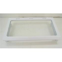 DA64-02863 SAMSUNG RR82FHSW n°45 Etagère verre 28X48.6 pour réfrigérateur