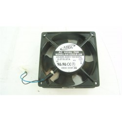 423H47 BELLAVITA SL7CEPACMSC n°17 Ventilateur pour sèche linge d'occasion