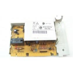 52X1266 VEDETTE VLF-2105 n°79 module de puissance lave linge