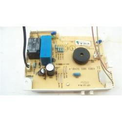 C00085028 INDESIT ARISTON n°13 module de commande pour lave vaisselle
