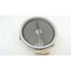 C00265968 ARISTON KRO642TOB n°111 foyer D230 2300W vitrocéramique pour plaque de cuisson