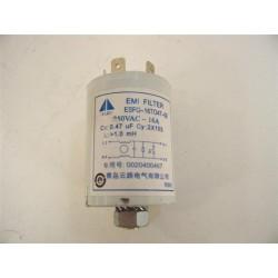 HAIER HDYC70F n°17 Antiparasite pour sèche linge