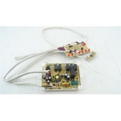 466C44 VALBERG WQP12-9350A n°19 programmateur pour lave vaisselle