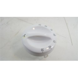 91600602 CANDY CI813T N° 72 Bouton de température pour lave linge