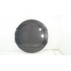 42082668 BELLAVITA LF1207BCNVT n°186 Cadre avant de hublot pour lave linge