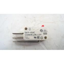 00065558 BOSCH SMI3505 n°163 contacteur pour lave vaisselle