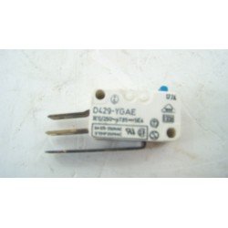 00165256 BOSCH SMI3505 n°164 contacteur pour lave vaisselle
