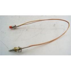 CANDY CCG5540PW1 n°12Thermocouple Longueur 30cm pour plaque de cuisson