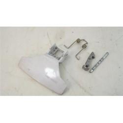 2828780100 BEKO WMB50921 n°184 Poignée de porte pour lave linge d'occasion