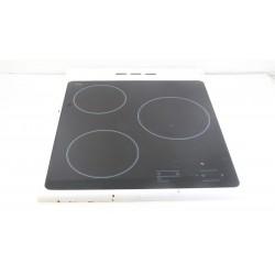 AS0018627 BRANDT KI1250W1 N° 8 Dessus de verre pour cuisiniere induction d'occasion