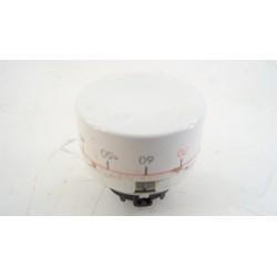 C00050048 ARISTON AL85FR n°80 Bouton de température pour lave linge