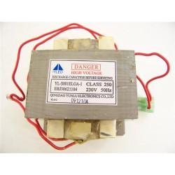 n°2 transformateur EBJ38621104 pour four micro-ondes