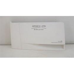 1325128401 ARTHUR MARTIN AWF1270 N°43 façade de Boîte à produit pour lave linge