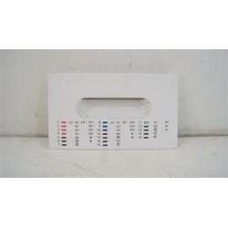 FAR L1538 N°44 façade de Boîte à produit pour lave linge
