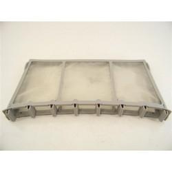 CANDY CC217 N°20 filtre anti peluche sèche linge