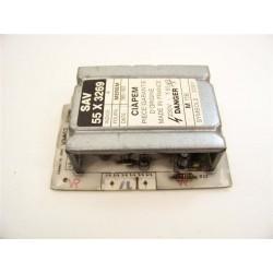 55X3269 - VEDETTE BRANDT n°46 module de puissance lave linge