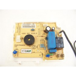 C00114403 INDESIT IDL553 n°19 module de commande pour lave vaisselle