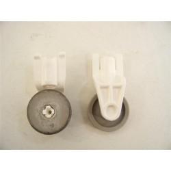 481952888043 WHIRLPOOL n°8 Roulette de panier inférieur pour lave vaisselle