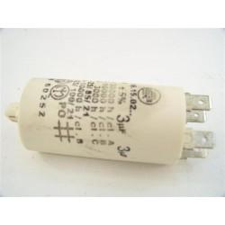 96X0242 FAGOR VFF-10 n°30 condensateur pour lave vaisselle