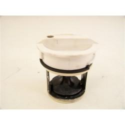 91941772 CANDY CBL120 n°52 filtre de vidange pour lave linge
