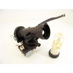52X0598 BRANDT THOMSON n°52 pompe de vidange pour lave linge