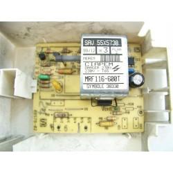 55X4270 VEDETTE EG6093 n°53 module de puissance lave linge