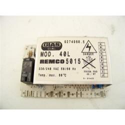 92749605 CANDY ACTIVA n°32 module de puissance pour lave linge