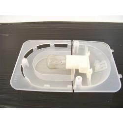C00054000 INDESIT ARISTON n°1 carter de lampe pour réfrigérateur