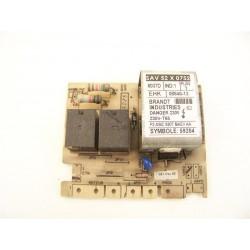 52X0752 VEDETTE VLT2100-FE n°54 module de puissance lave linge