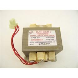 n°4 transformateur 6170W1D098H pour four micro-ondes