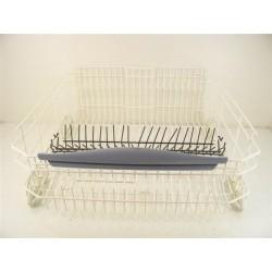 C00094135 INDESIT ARISTON n°10 panier inférieur de lave vaisselle